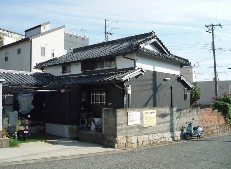 神戸市小規模保育所 虹っこひろば 外観2